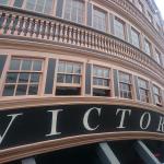 Nelson admirális hajója