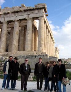 Egy hét Görögországban - Comenius Projekttalálkozó