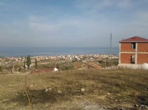 the hills over Gerze